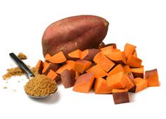 The Basics: How to Make Roasted Sweet Potatoes (use coconut oil)