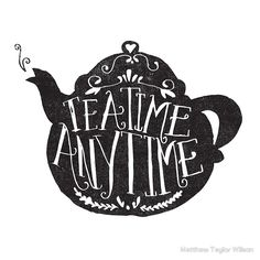 tea time any time