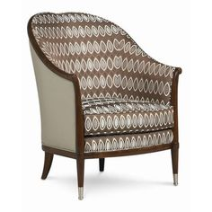 Tickle my Fancy Chair uph-chawoo-01A Caracole | Caracole Upholstery