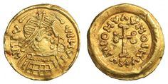 The Lombards. Rare Coins, Gold Coins, Personalized Items