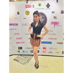 oemah etnik All About Fashion, Ikat, Peplum Dress, Style Me, Fashion Inspiration, Graduation, Victoria, Celebs, Traditional