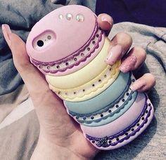 macaron iphone case cute hanburgers - Iphone Plus Glitter Case - Iphone Plus Glitter Case ideas - Sparkly Phone Cases, Glitter Iphone 6 Case, Iphone Cases Cute, Cute Cases, Iphone 6 Plus Case, Iphone Phone Cases, Iphone 8, Phone Covers, Food Phone Cases
