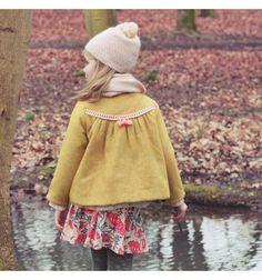 Louise Misha - Wooly jacket - Orfeo