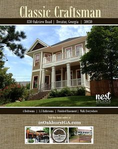 1000 Images About Atlanta Craftsman Homes On Pinterest