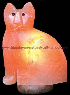 Himalayan Salt Lamp  cute~ =^_^=