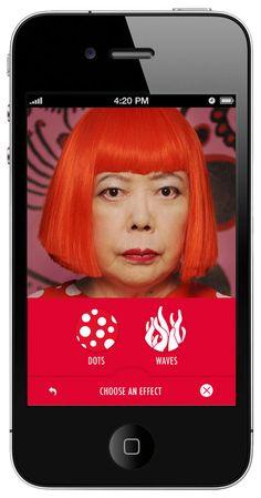 A Louis Vuitton apresenta uma app para iPhone dedicada ao artista Yayoi Kusama como parte da nova colaboração da marca com a artista japonesa.A aplicação convida os utilizadores a tirarem fotografias para depois…