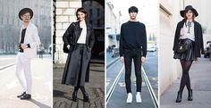 Black & White, mes favoris. Participe toi aussi à la UBS Style Battle et gagne des tickets pour la Shopping Night H&M!