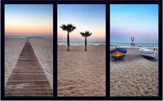 Atardecer en Torredembarra. Happy Holidays, Beach, Water, Outdoor, Magic City, Spaces, Cities, Places, Gripe Water