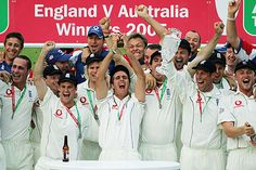 England's Ashes win in 2005 - the summer when cricket captured the nations hearts