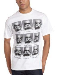 Star Wars Stormtrooper Today I Am T-Shirt.  Make it a Star Wars Father's Day