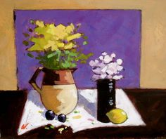 'Fruit and Flowers' by James Orr, Sold