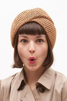 little turbans for the fall