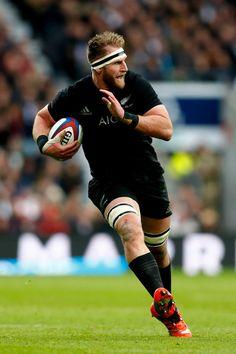 Kieran Read Photos: England v New Zealand - QBE International