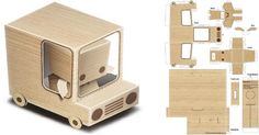 Blog_Paper_Toy_papertoy_Craft_BoxBoxZet FREE