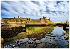 Peel Castle, Isle of Man by Claire S on 500px