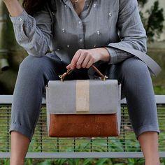 c1e4f57720d0 designer cork handbags and purses top handle crossbody purse Cork