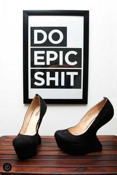 #Heels #Footwear #charlotterusse #shoes #shoeporn #ladygaga #doepicshit #fashionshoot