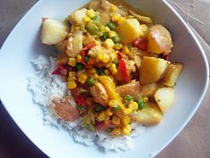 Thai Chicken Curry (from Slow Like Honey)