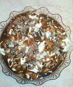 Greek Sweets, Greek Desserts, Party Desserts, Greek Recipes, Desert Recipes, Cookbook Recipes, Cooking Recipes, Low Calorie Cake, Greek Pastries