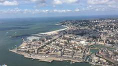 Le Havre, ville inscrite au patrimoine mondial de l'Unesco depuis 2005  Photo: Patrick Boulen  #lehavre #lh_lehavre #lh