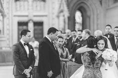 Manor Wedding in West Orange, NJ - captured by NJ luxury wedding photographer Ben Lau.