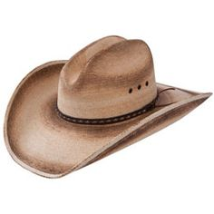820af9aa93c Resistol Jason Aldean Georgia Boy - Mexican Palm Straw Cowboy Hat