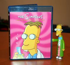D'oh! I Review the 16th Simpsons Season on Blu-ray!
