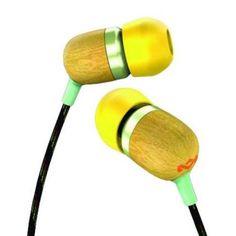 Marley Headphone Smile Jamaica Curry is a In-Ear Headphone #headphones #crazycovers