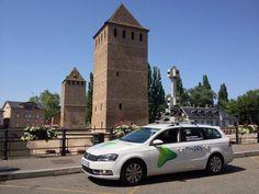 La MappyCar à Strasbourg