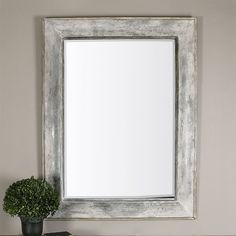 Shop Uttermost  12926 Morava Rust Aged Gray Mirror at ATG Stores. Browse our wall mirrors, all with free shipping and best price guaranteed.