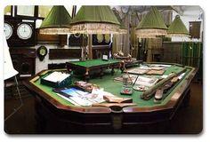 Hexagonal Snooker Table!