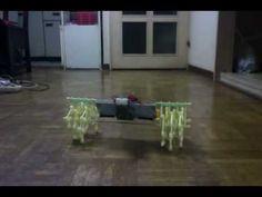 ▶ mini-Beest + Arduino Fio + TB6612FNG + XBee - YouTube