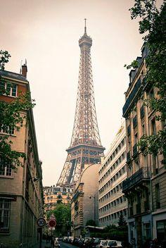 Effiel Tower can't wait until next summer