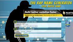 Best Rap Name Generator