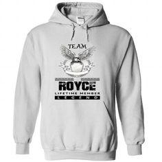 30-03 Team ROYCE Lifetime Member Legend - #boyfriend sweatshirt #sweater fashion. ORDER NOW => https://www.sunfrog.com/Automotive/30-03-Team-ROYCE-Lifetime-Member-Legend-cpzjlrejud-White-34411504-Hoodie.html?68278