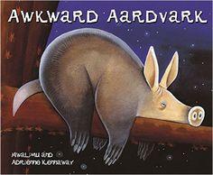 "Awkward Aardvark: ""Mwalimu"", Mwenye Hadithi, Adrienne Kennaway"