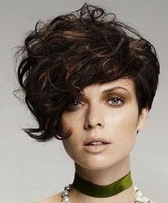 evening #hair style for short hair