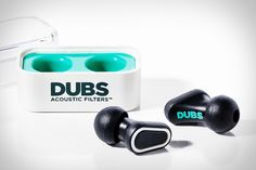 Dubs Acoustic Filters - cut out the unnecessary noise in the work place