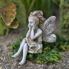 FAIRY SAGE - Miniature Expressions