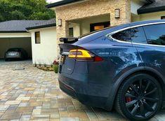 My Dream Car, Dream Cars, Tesla Model X, Tesla Motors, Elon Musk, Cute Cars, Electric Cars, Jeeps, Concept Cars