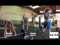 The Seven | 5 CrossFit Workouts You'll Actually Have Fun Doing | Men's Journal