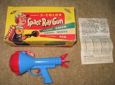space ray gun