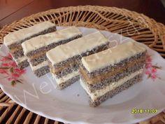 Poppy Cake, Vanilla Cake, Tiramisu, Fondant, Cheesecake, Cooking Recipes, Ethnic Recipes, Food, Kuchen