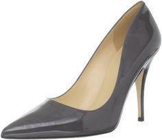 """Kate Spade New York Women's Licorice Pump Kate Spade New York. $82.43. Leather sole. Heel measures approximately 3.75"""". patent-leather. Made in Italy"""
