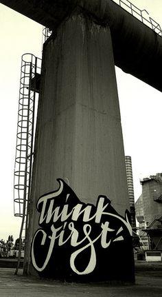 #type #graphic #design #art #handletttering #urban #graffiti