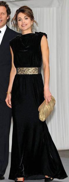 Best Royalty Evening Dress