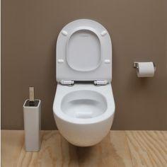 App vegghengt toalett