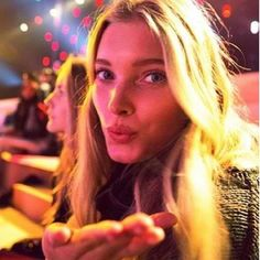 87207ccd3c5 Elsa Hosk- ok i think im obsessed with her eyebrows