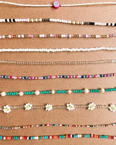 Bead Jewellery, Beaded Jewelry, Jewelery, Beaded Bracelets, Diy Friendship Bracelets Tutorial, Bracelet Tutorial, Diy Rings, Cute Rings, Pulseras Kandi