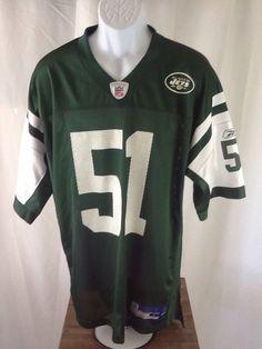 Reebok NFL Equipment New York Jets #6 Mark Sanchez Youth White ...